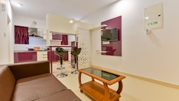 OYO 16140 Home Exotic 1BHK Kakkanad