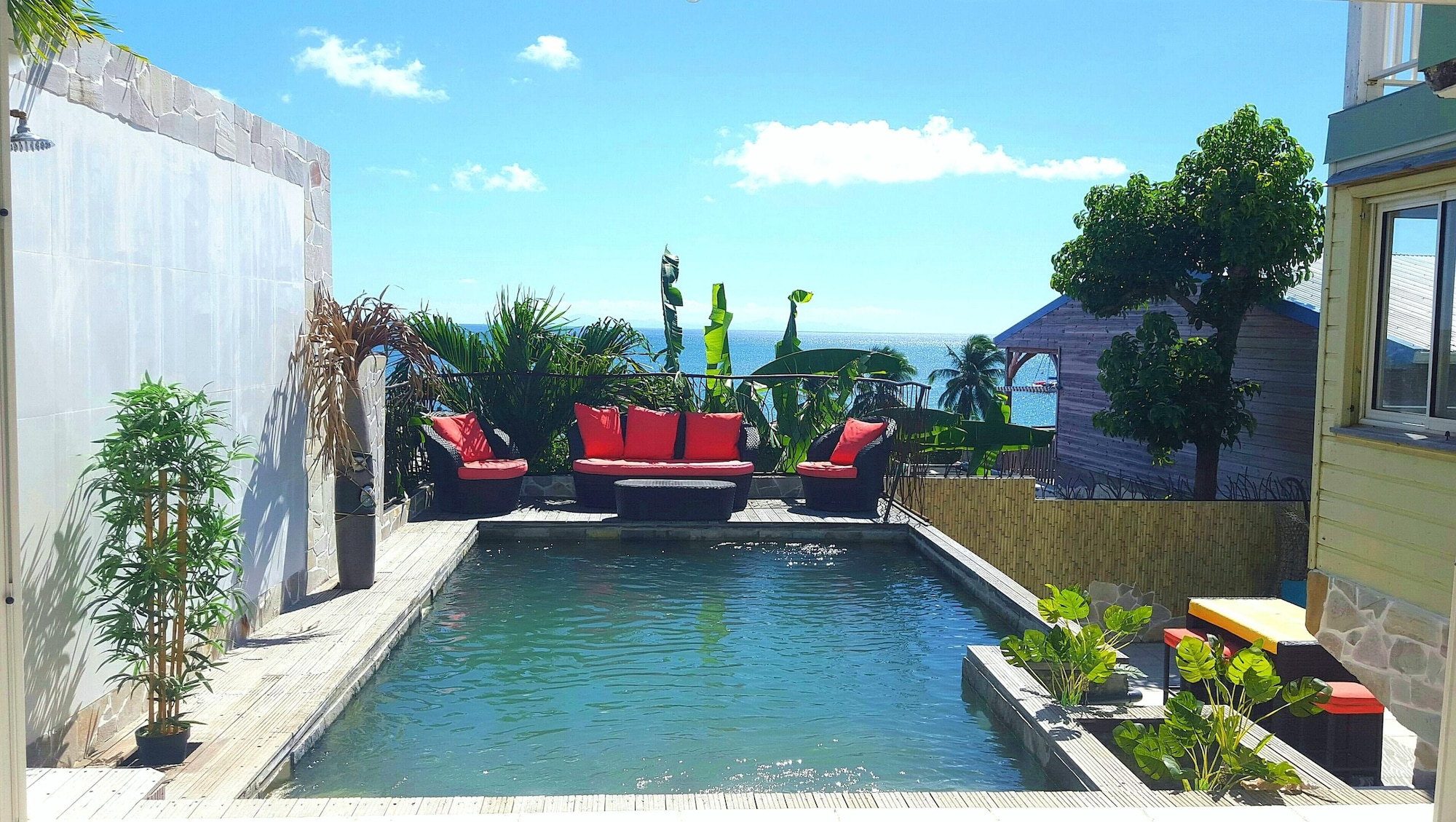 Property With 6 Bedrooms in Sainte-luce, With Wonderful sea View, Priv, Basse-Pointe