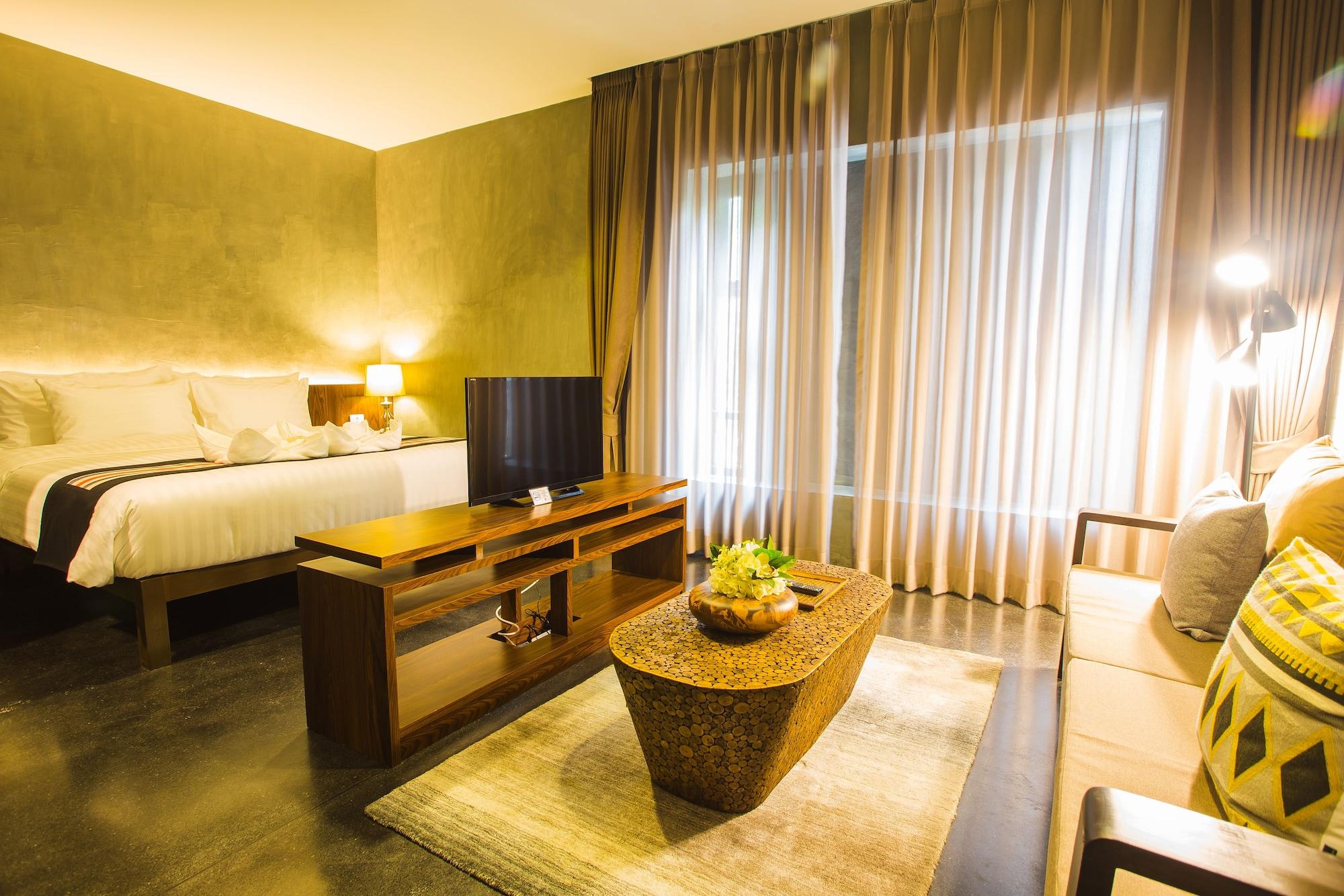 Nai Ya Hotel, Muang Chiang Rai