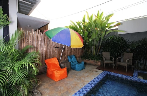CoHaus 12 Double Studio, Jakarta Selatan