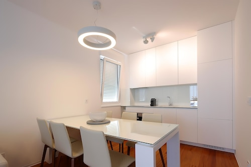 Designed Apartment with Rooftop Pool, Opatija/Veprinac