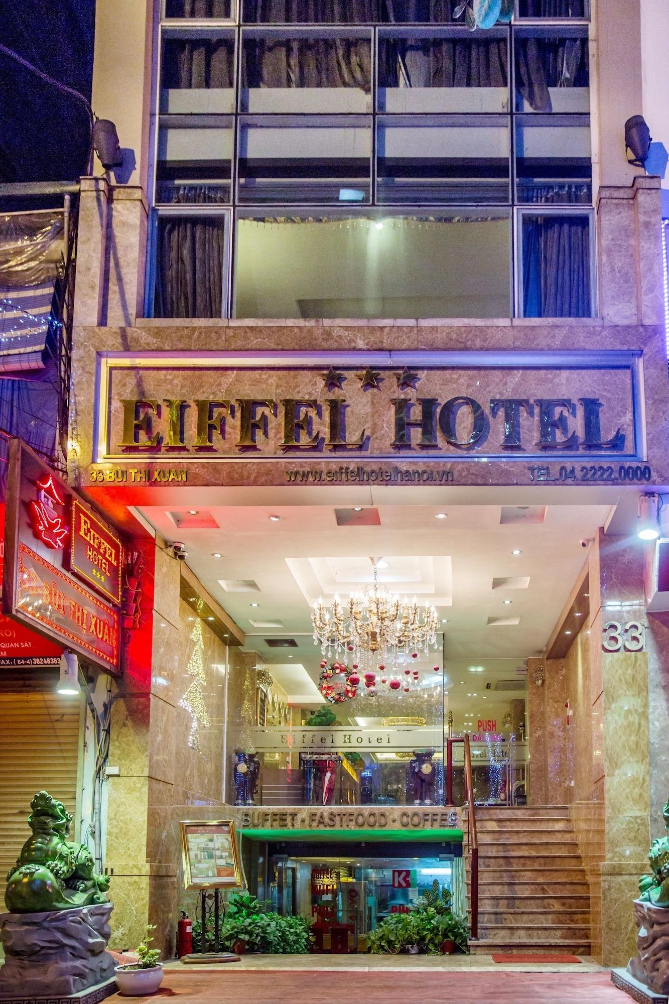 My Hotel - Eiffel Hotel, Hai Bà Trưng