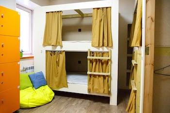 Oda, Karma Ranzalı Oda (bed İn 8-bed Dormitory)