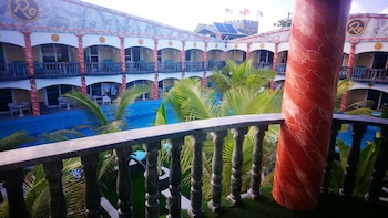ROMAN EMPIRE PANGLAO BOUTIQUE HOTEL View from Room