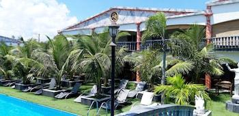 ROMAN EMPIRE PANGLAO BOUTIQUE HOTEL Garden View