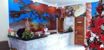 ROMAN EMPIRE PANGLAO BOUTIQUE HOTEL Lounge
