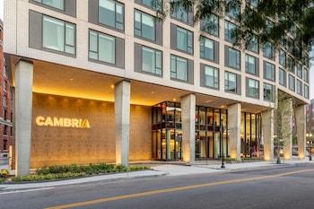 波士頓坎布里亞飯店 - 南波士頓市中心 Cambria Hotel Boston, Downtown-South Boston