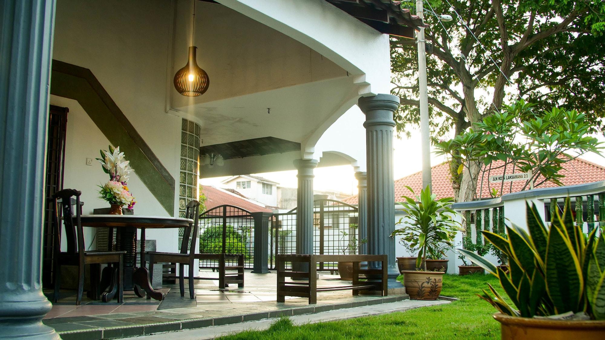 The Paradise, Kota Melaka