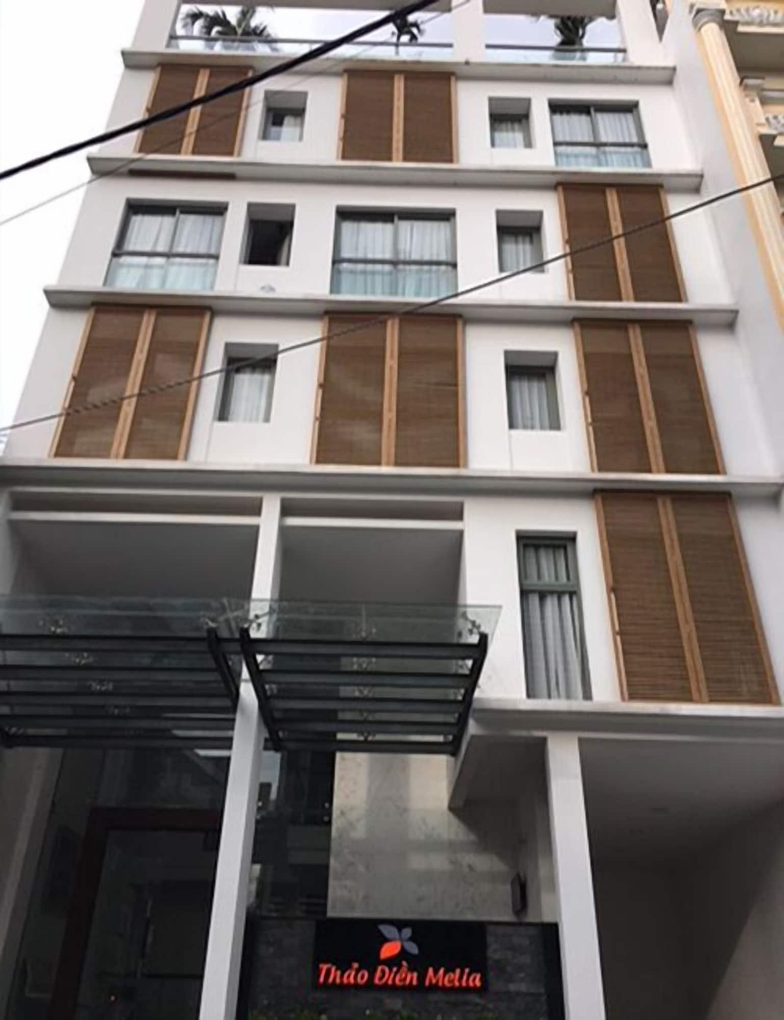 Thao Dien Melia Service Apartment, Quận 2