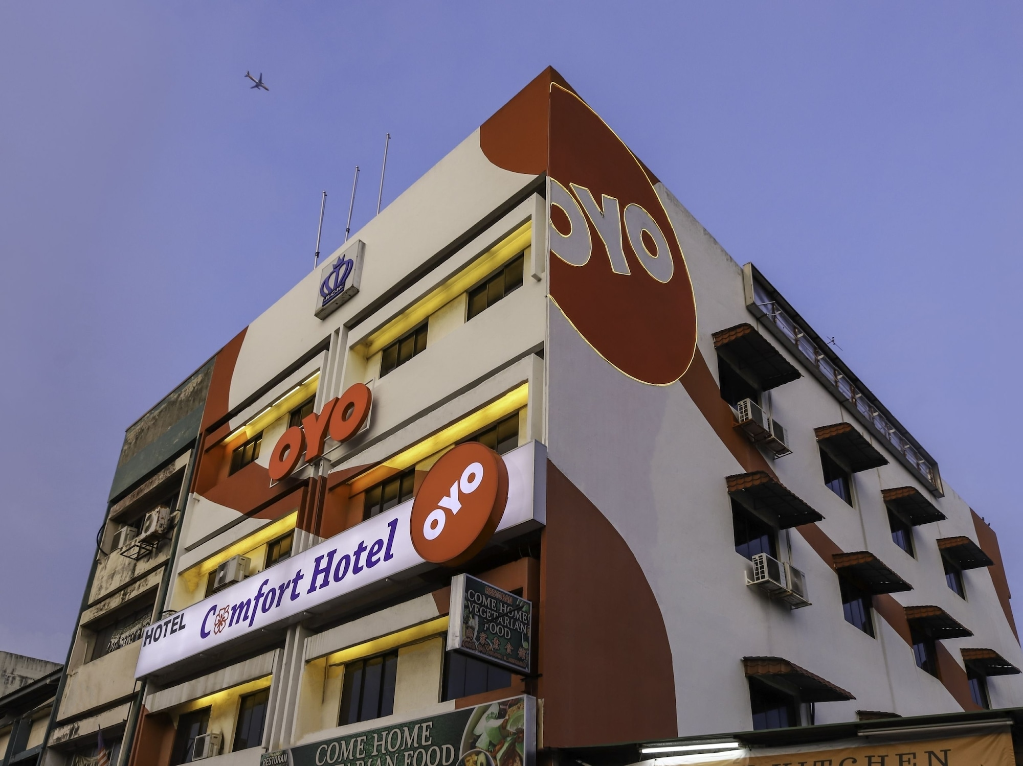 OYO 472 Comfort Hotel 1, Klang