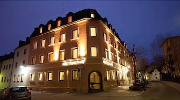 巴伐利亞霍夫飯店 Hotel Bayerischer Hof