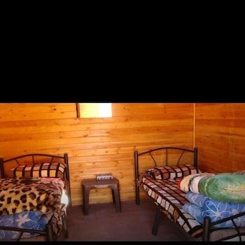 Basic Çadır, 2 Tek Kişilik Yatak, Tepe Manzaralı
