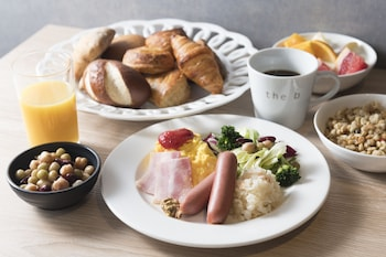 THE B OSAKA MIDOSUJI Breakfast buffet