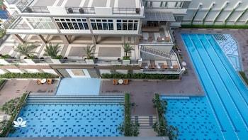ZEN ROOMS SHERIDAN MANDALUYONG Pool