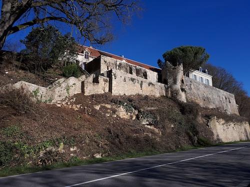 . Villa du Cerf Thibault