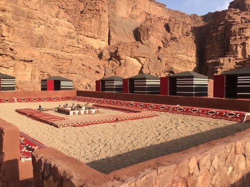 Wadi rum open view camp, Aqaba