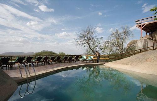 Seronera Wildlife Lodge, Serengeti