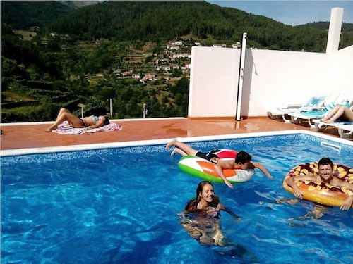 Villa With 4 Bedrooms in Vila Seca, With Wonderful Mountain View, Priv, Castro Daire