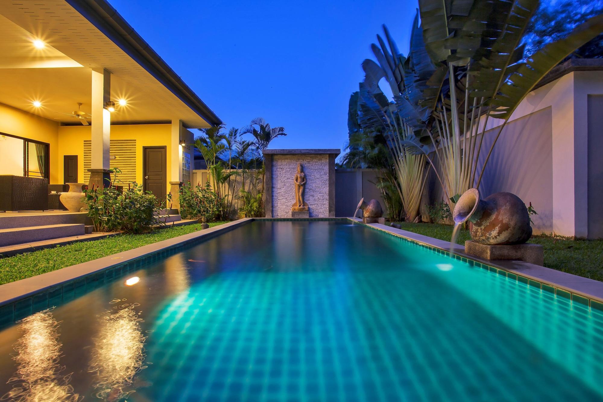 Villa Theo, Pulau Phuket
