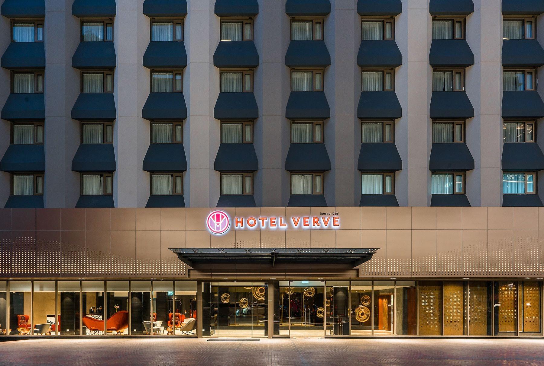 Hotel Verve, Wattana