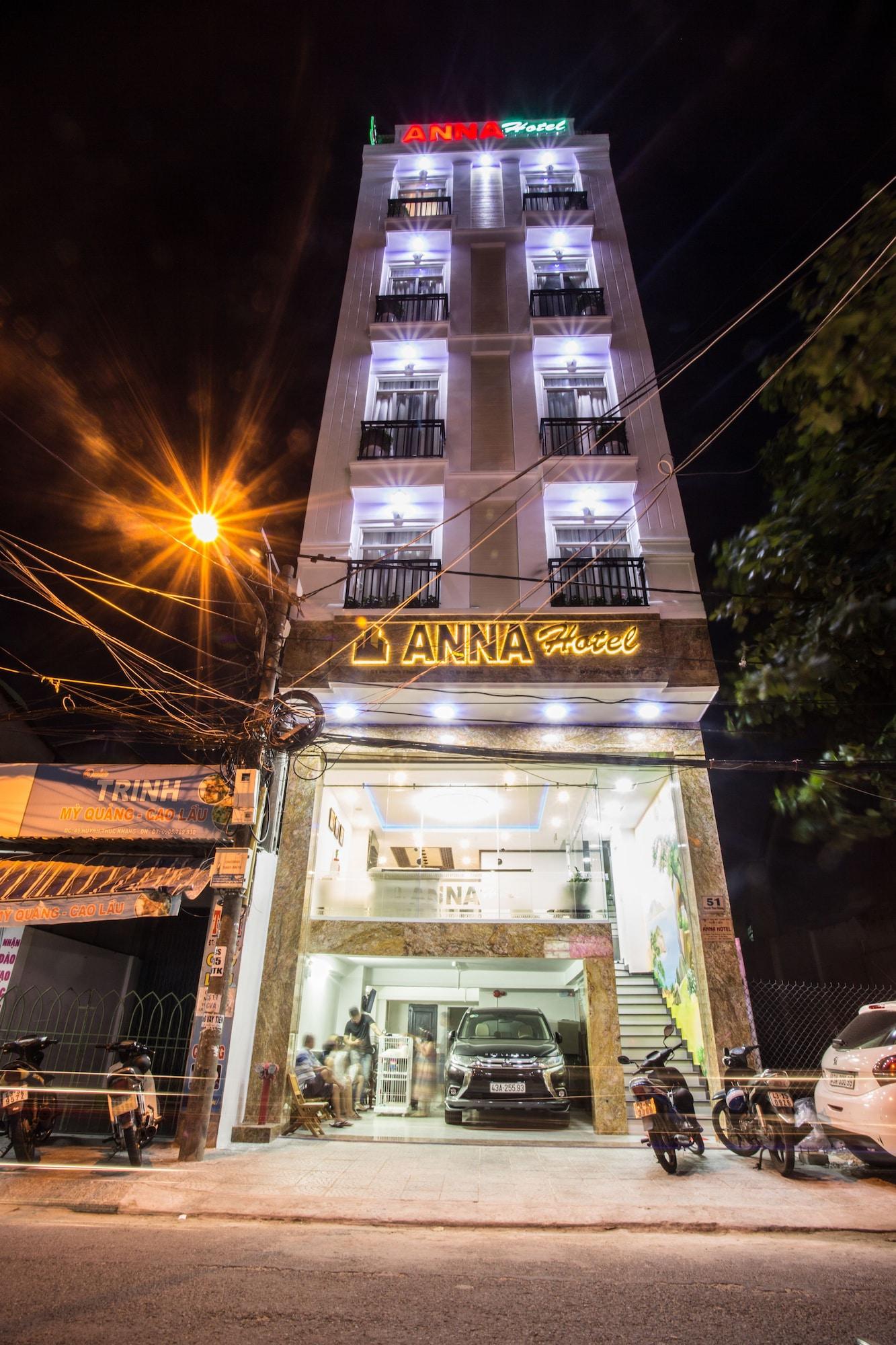 Anna Center Hotel, Hải Châu