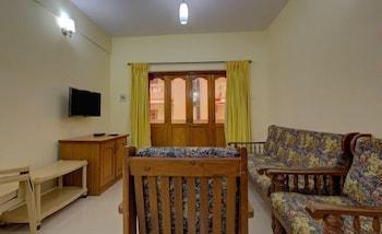 Luxury Apartment, 1 King Bed, Non Smoking