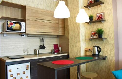 Dobrye Sutki Apartment on Sovetskaya 189 -2, Biyskiy rayon