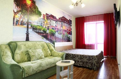 Dobrye Sutki Apartment on Trofimova 113, Biyskiy rayon