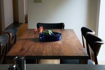 HANARE KYOTO GOJO HIGASHIYAMA RESIDENTIAL SUITE In-Room Dining
