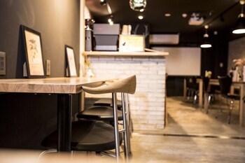 GUESTHOUSE HIROSHIMA MANGE TAK Bar