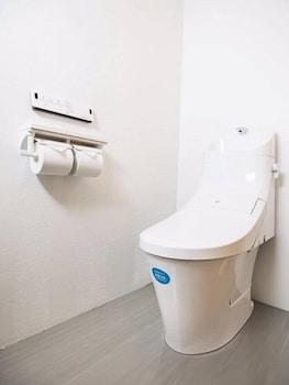 GUESTHOUSE HIROSHIMA MANGE TAK Bathroom