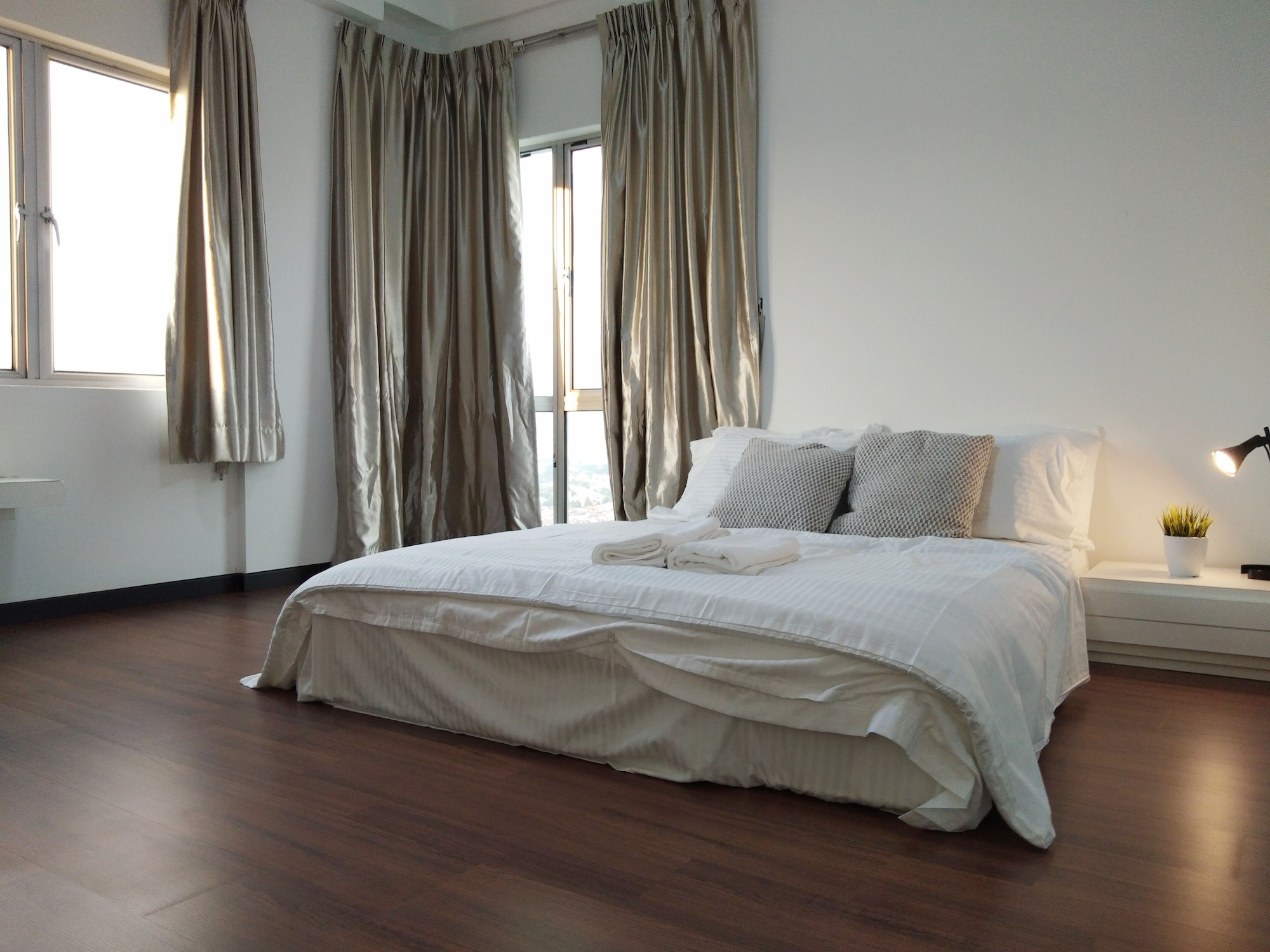 Plaza Manjalara with 2 bedrooms, Kuala Lumpur