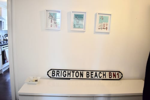Bright Home Near Brighton Beach, Brighton and Hove