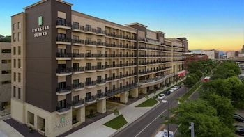 密西西比急流城市中心希爾頓大使套房飯店 Embassy Suites by Hilton Grand Rapids Downtown,MI