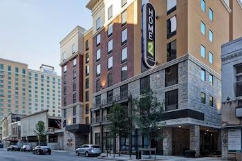 德州聖安東尼奧河濱步道希爾頓惠庭飯店 Home2 Suites by Hilton San Antonio Riverwalk, TX