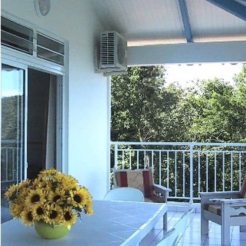 Apartment With 2 Bedrooms in Anse D'arlet, With Balcony and Wifi - 4 k, Les Anses-d'Arlets