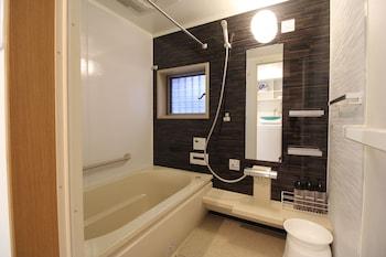 JQ VILLA KYOTO LIB PLUS MIBU Bathroom