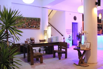LAIYA WHITE COVE BEACH RESORT Reception