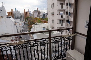 CUBIC.30 Balcony View
