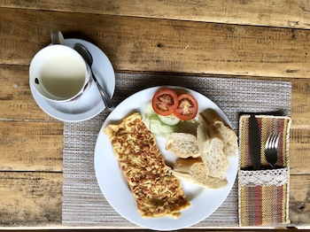 BOHOL GARDEN HOMES Breakfast Meal