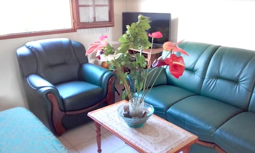 House With 2 Bedrooms in Sainte-anne, With Wonderful Mountain View, Fu, Sainte-Anne