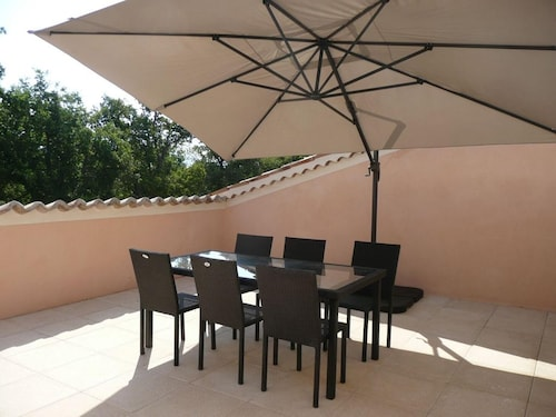 Apartment With 2 Bedrooms in Sainte Croix du Verdon, With Terrace and, Alpes-de-Haute-Provence