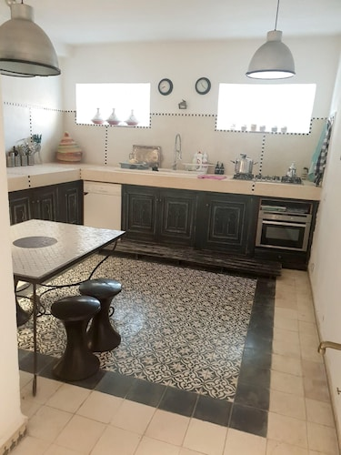 Villa With 7 Bedrooms in Taroudant, With Private Pool, Furnished Garde, Taroudannt
