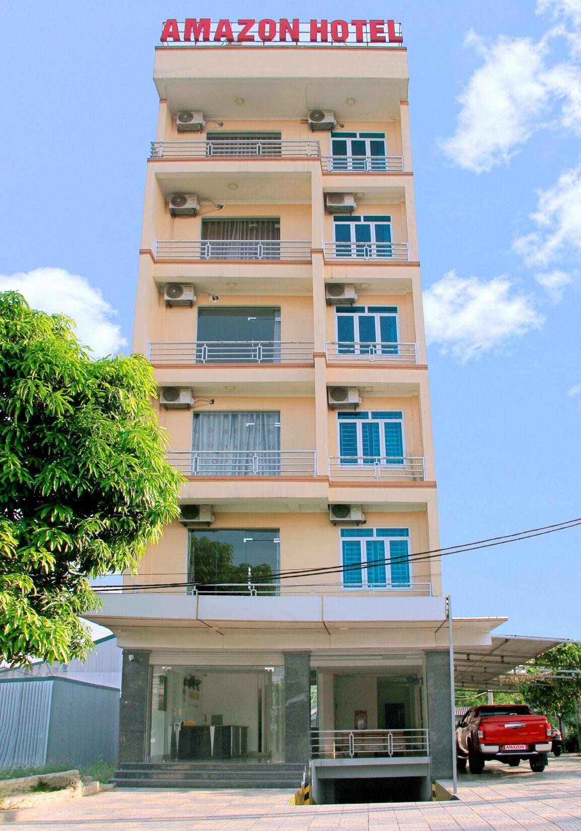 Amazon Vinh Hotel, Vinh