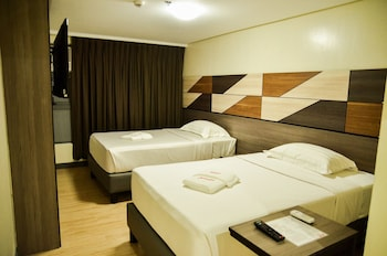 TRAVELITE HOTEL LEGARDA Guestroom