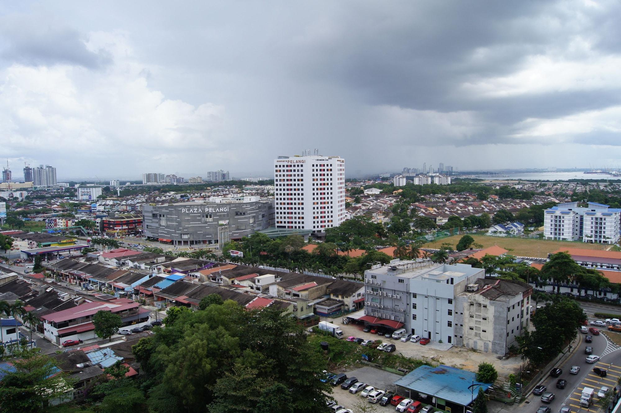 Twin Galaxy Suites, Johor Bahru