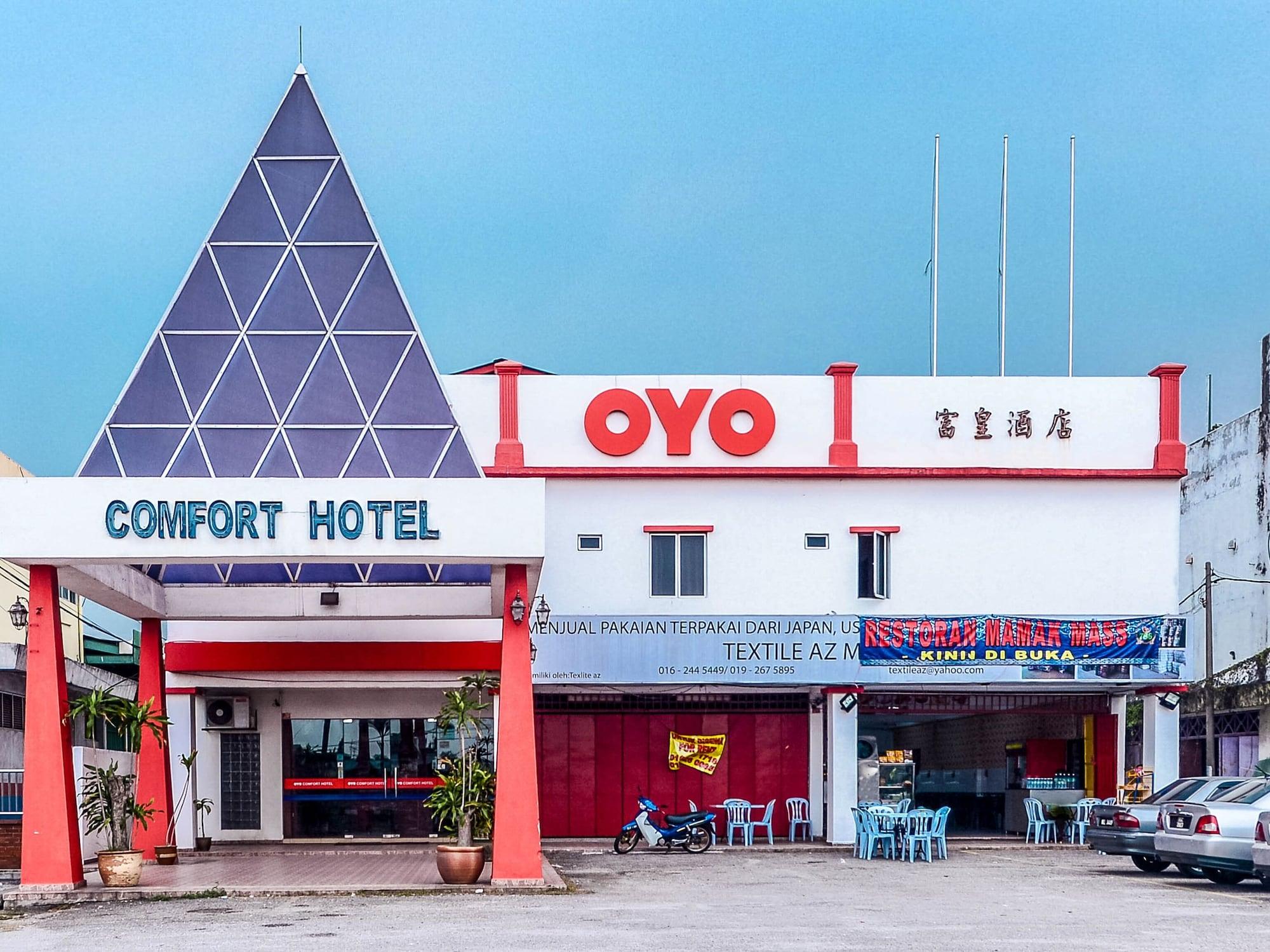 OYO 484 Comfort Hotel Kapar, Klang