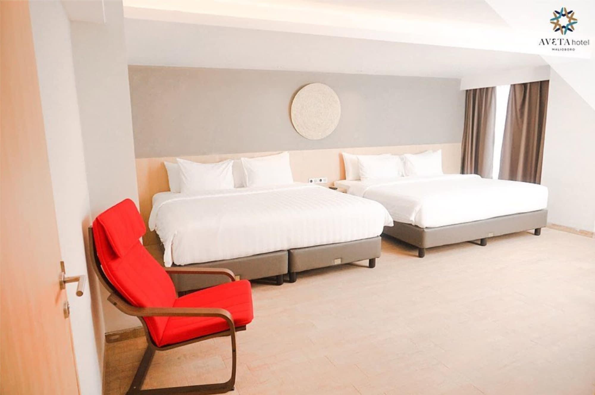 Aveta Hotel Malioboro, Yogyakarta