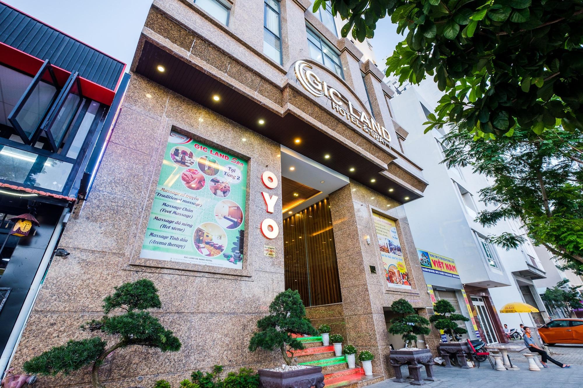 OYO 122 GIC Land Hotel, Sơn Trà