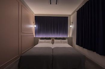 ハリウッドツイン|25㎡|アンワインド ホテル&バー小樽